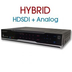 SSA-0424HDSH True Touch  H.264 Standalone HD SDI DVR