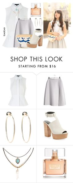 """All Laced Up for Spring with bebe: Contest Entry"" by ismidilianda on Polyvore featuring Alexander Wang, Bebe, Rebecca Minkoff, Accessorize and Givenchy"