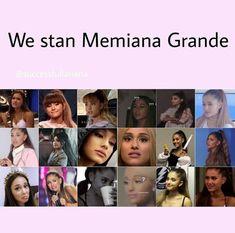 Ariana Grande Ponytail, Ariana Grande Meme, Ariana Grande Singing, Ariana Grande Photoshoot, Ariana Grande Pictures, Grandes Photos, Ariana Video, Reaction Face, Queen Pictures
