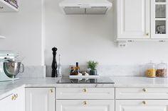 Bilder, Kök/matplats, Klassiskt, Kök, Marmor, Vit, kitchen aid - Hemnet Inspiration