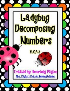 FREE! This pack includes materials to help your students learn to decompose numbers 3-10.  I add new products and freebies frequently.  I would love for you to  follow me to get email notification of new product uploads! Like me on Facebook for exclusive fan freebies, giveaways, games and sale announcements!