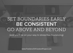 10 Client Boundaries To Have In Place As A Freelancer