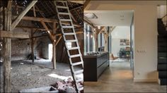 Here's an example of a barn conversion done right. It's easy for old farmhouses to look cold and not very homely, but architects Joep van Os Architectenbureau have done a fantastic job of turning this old barn into something you could spent your cold winter evenings in. The before and after pictures speak for themselves, check out the photo tour below.Don't miss out on UltraLinx-related content straight to your inbox. Subscribe here.