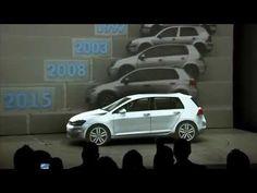 Volkswagen Golf 7 Reveal | New York International Auto Show Premiere
