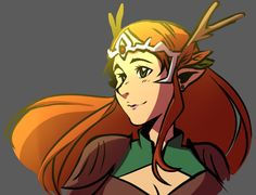 "the-stray-liger: "" A Keyleth to go with that Pike """