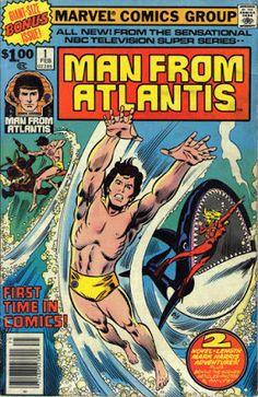 Marvel Comics, Man From Atlantis #1