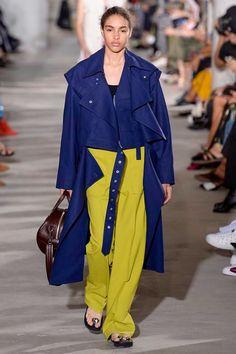3.1 Phillip Lim Spring 2018 Ready-to-Wear Fashion Show - Samantha Ellsworth