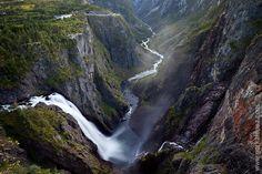 Vøringfossen by Gorka Lopez on 500px