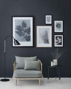 wandgestaltung im eingangsbereich pinterest konsole. Black Bedroom Furniture Sets. Home Design Ideas