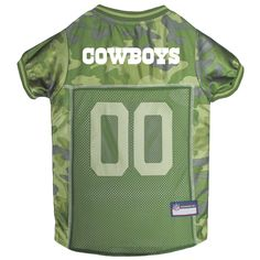 Dallas Cowboys Camo NFL Dog Jersey XS - Mercari  Anyone can buy   sell d6dc70515