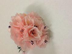 Vanessa Paper Flower Samples