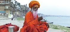Indien - Varanasi Einheimscher