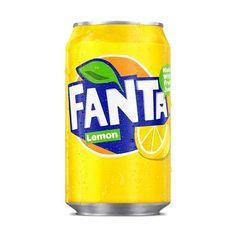 Купить Газировка Lemon Fanta 330 мл — цена доставка магазин Сладкая страсть Москва
