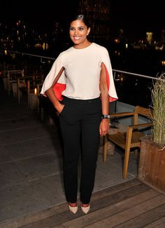 Rachel Roy at the afterparty for the Cinema Society screening of Trishna in New York.