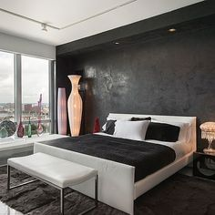 Ritz Residence by The Morson Collection  #homeadore #bedroom #bed #interior #interiors #interiordesign #interiordesigns #residence #home #casa #property #flat #apartment #loft #boston #messachusetts #unitedstates #usa #themorsoncollection