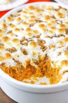 This Delicious Loaded Sweet Potato Casserole Is So Easy To Make