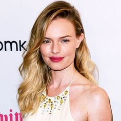 At the premiere of L!fe Happens, #KateBosworth's #Prada dress inspired her makeup artist to create a fresh-faced look, completed by raspberry bitten lips. http://celebrityphotos.instyle.com/dailybeautytip/photos/results.html