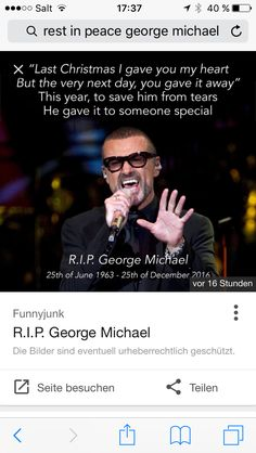 George Michael. wham!