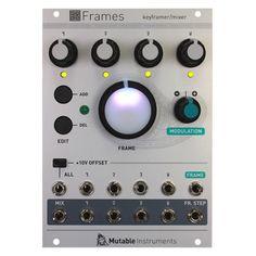 Mutable Instruments Frames - ヴィンテージシンセ・アナログシンセ・モジュラーシンセの販売と買取 Five G music technology