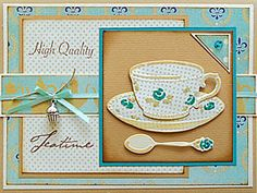 Teacup spoon card. http://www.mariannedesign.nl/