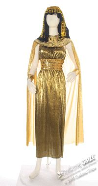Adult Deluxe Cleopatra Costume - Egyptian Costumes - Party Supplies