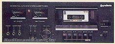 GRADIENTE Tape-Deck  CD-2000 Cassette Deck