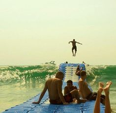 sooo much fun especially with the tides in Mozambique..