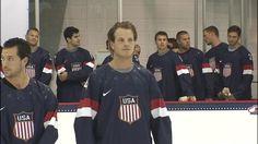 John Carlson (Washington Capitals) USA 2014 Olympic Hockey Team