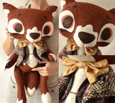 Art Toys and Other Original works by MarieChou on Etsy