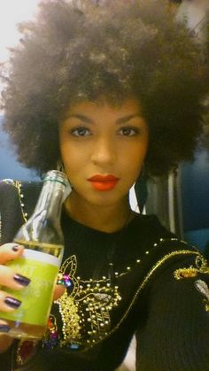 afro power!!