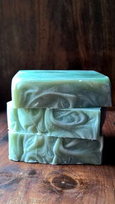 Coconut Lime Verbena: Vegan soap Palm Oil Free by HermitageSoapNH