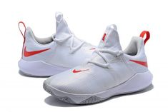 deb70e4dae14 Nike Zoom Shift 2 EP White Red Pure Platinum Free Shipping-3 New Year Deals
