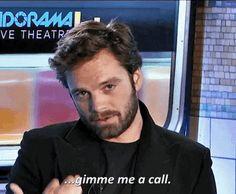 I wish Sebastian ⭐ Stan