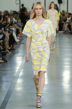 Emilio Pucci коллекция | Коллекции весна-лето 2017 | Милан | VOGUE