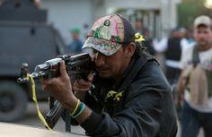 La Guerra en Michoacán. Crimen Organizado contra Autodefensas