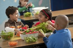August and Back to School Nutrition