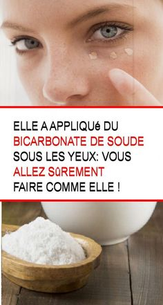 Elle a appliqué du bicarbonate de soude sous les yeux: vous allez sûrement faire comme elle ! Beauty Games, Natural Beauty Tips, Celebrity Makeup, Beauty Trends, Makeup Inspiration, Mascara, Improve Yourself, Comme, Physique