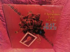 Amazing A Christmas Gift For You From Ray Price Vinyl Record Ray Price, Old Vinyl Records, Christmas Gift For You, Cursed Child Book, Lp, Amazing, Etsy, Old Records
