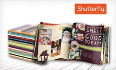 Groupon - 8x8 or 8x11 Customizable Photo Book from Shutterfly (Up to 67% Off) in Online Deal. Groupon deal price: $10.00