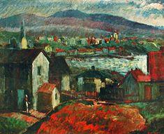 Hafnarfjörður Town - Asgrimur Jonsson, 1930