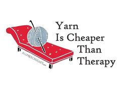 Fun Crochet Quotes by Crochet Quotes, Knitting Quotes, Knitting Humor, Crochet Humor, Knitting Yarn, Funny Crochet, Knitting Ideas, All Free Crochet, Love Crochet