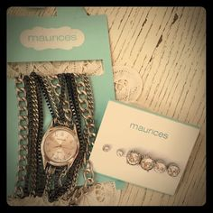 NWT Maurices jewelry  bundle Very fun and cute! Just never wore!  Maurices Jewelry Bracelets