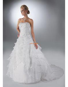 Ragyog & Csillog Tavasz Cipzár Menyasszonyi ruhák 2014