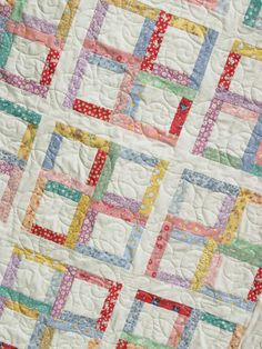Chelsea Morning Easy Quilt Pattern Multiple by LittleLouiseQuilts