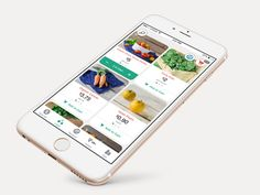 Relay Foods App Concept by Christopher Stauffer
