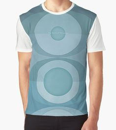 """""""The Doors of Perception - Aldous Huxley"""" Graphic T-Shirts by RedHillPrints 