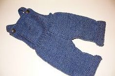 Ravelry: bib overalls pattern by Lois Walters