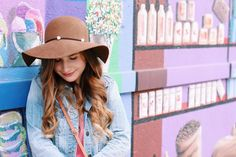 Tie Dye Romper - With Love, Meg Cowboy Hats, Tie Dye, Rompers, My Style, Fashion, Moda, Romper Suit, Fasion, Tye Dye