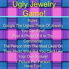 Use this game idea for online Avon parties. Paparazzi Jewelry Images, Paparazzi Jewelry Displays, Paparazzi Accessories, Paparazzi Photos, Premier Jewelry, Premier Designs Jewelry, Star Citizen, Fb Games, Facebook Engagement Posts