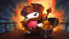 Gangplank Champion Poro Wallpapers - Album on Imgur